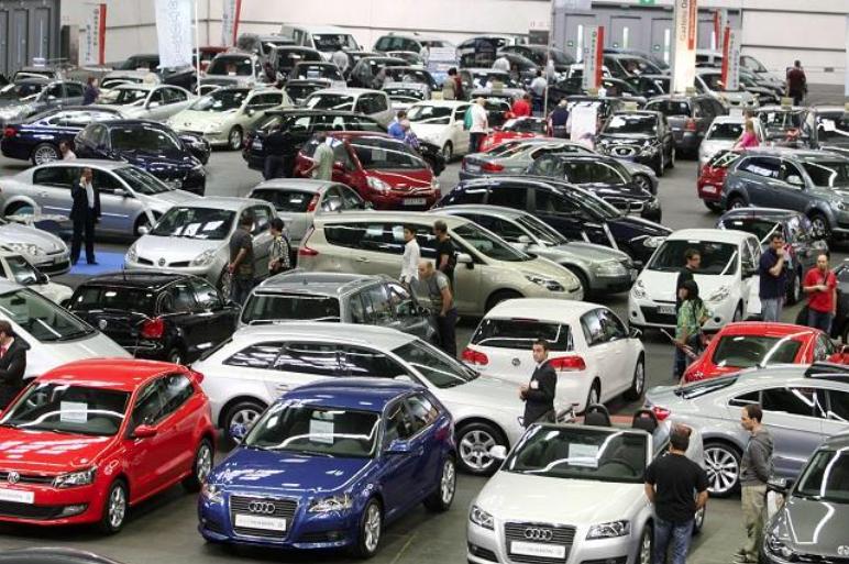 Feria coches usados